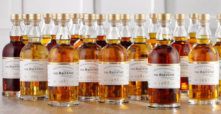"Balvenie ""The Influence of Oak"""